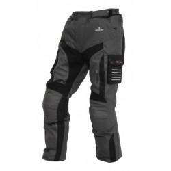 Moto textilní kalhoty Spark GT Turismo, tmavé