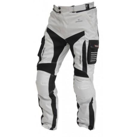Moto textilní kalhoty Spark GT Turismo, světlé