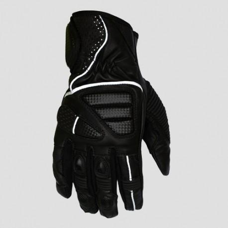 Silniční kožené rukavice Polednik Tour