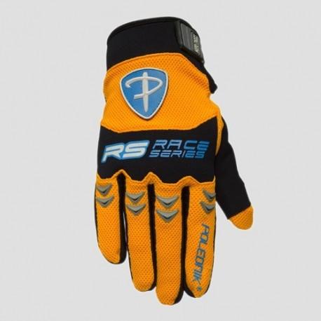 Motokrosové textilní rukavice Polednik MX