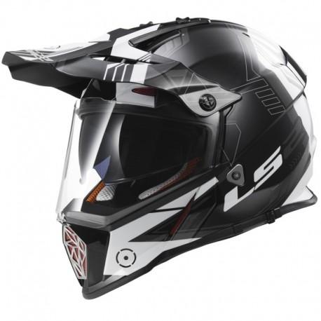 Krosová helma LS2 Pioneer Trigger, MX436