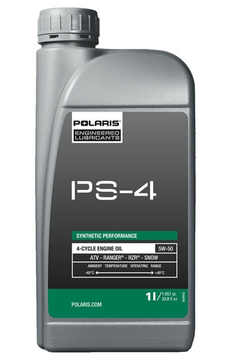 polaris atv motor oil