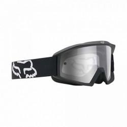 Motokrosové brýle Fox Main Race, černé