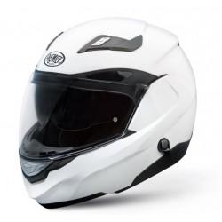 Výklopná helma Premier Voyager, lesklá bílá
