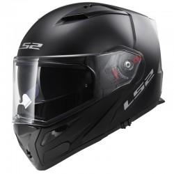 Výklopná helma LS2 Metro, FF324, matná černá