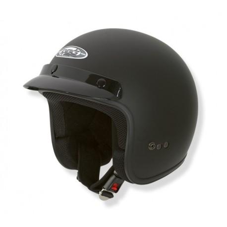 Otevřená helma Speeds Classic, matná černá