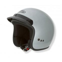 Otevřená helma Speeds Classic, lesklá stříbrná
