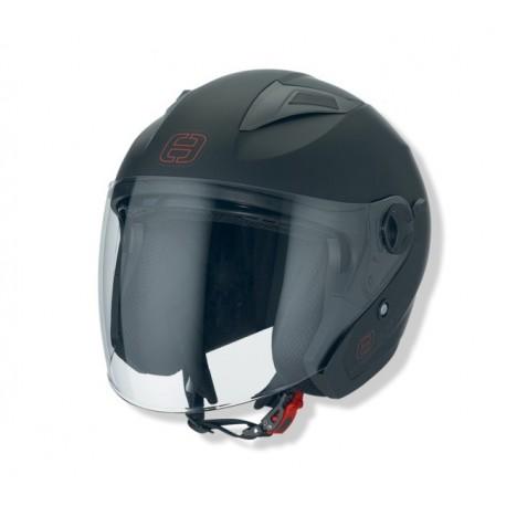 Otevřená helma Speeds City II, uni černá matná