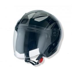 Otevřená helma Speeds City II, dekor černá lesklá