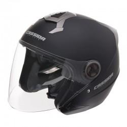 Otevřená helma Cassida Magnum, matná černá
