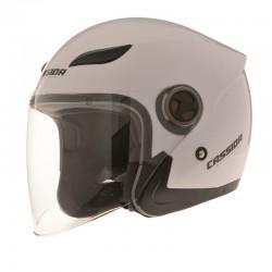 Otevřená helma Cassida Reflex, lesklá bílá