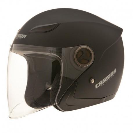 Otevřená helma Cassida Reflex, matná černá