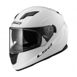Integrální helma LS2 Stream, FF320, lesklá bílá