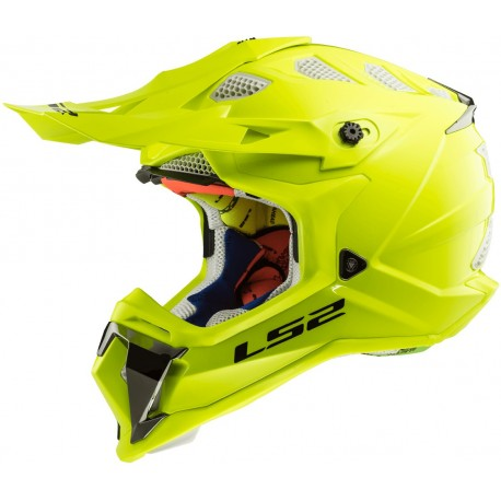 Krosová helma LS2 Subverter, MX470, žlutá