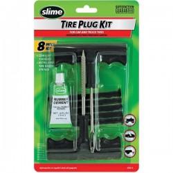 Opravná sada knotem Slime Tire Plug Kit