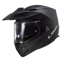Výklopná helma LS2 Metro Evo Solid P/J, FF324, matná černá