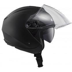 Otevřená helma LS2 Twister Solid, OF573, matná černá
