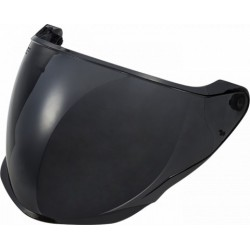 Náhradní plexi pro přilby LS2 Twister, OF573, tmavé