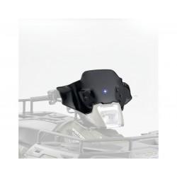 Čelní štít pro Polaris Sportsman (800, 500, 570), nízký černý, 2878387