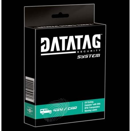 Datatag - bezpečnostní a registrační systém proti krádeži pro automobily