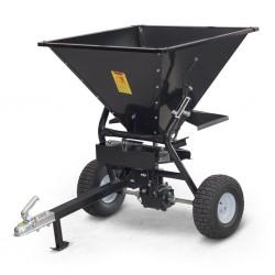 Posypový vozík a rozmetač za čtyřkolky