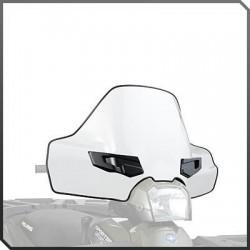 Čelní štít pro Polaris Sportsman (850, 550), střední kouřový, 2878391