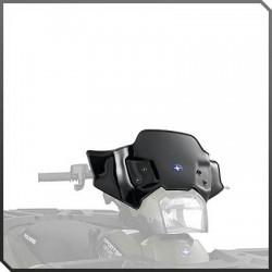 Čelní štít pro Polaris Sportsman (1000, 850, 570, 550), nízký černý, 2880541-070