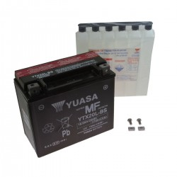 Bezúdržbová motobaterie Yuasa YTX20L-BS