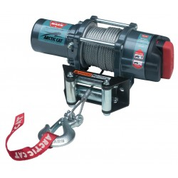 Naviják Warn RT30, 12 V, 3000 liber, ocelové lano