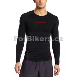 Pánské funkční triko s dlouhým rukávem ForBikers Dryshirt 4