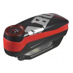 Zámek na kotoučovou brzdu s alarmem Abus Detecto 7000 RS1