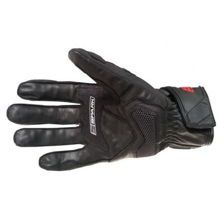 Krátké univerzální kožené rukavice Spark Short