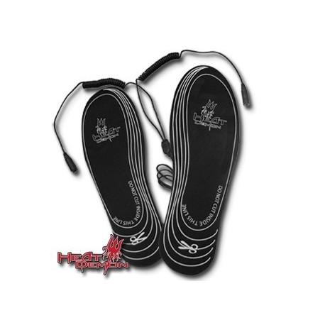 Vyhřívané vložky do bot Symtec, Foot Warmer Kit - Full Foot