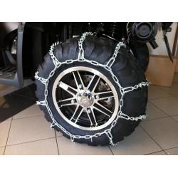 Sněhové řetězy Moose ATV - sada 2 ks