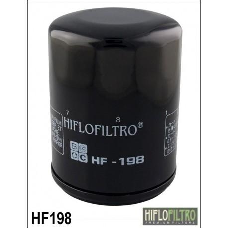 Olejový filtr Hiflofiltro HF 198