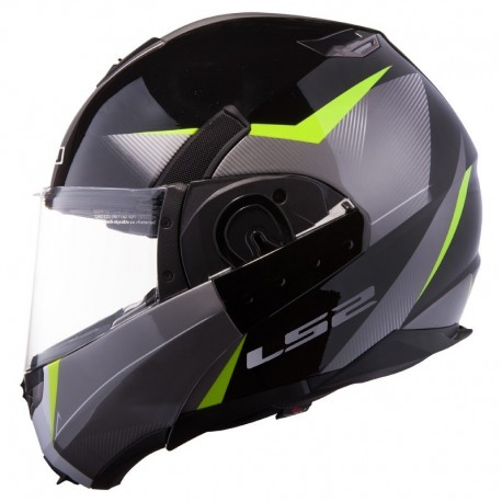 Multifunkční helma LS2 Convert Hawk, FF393