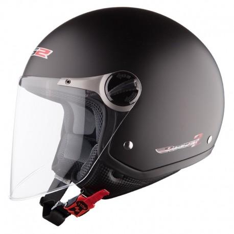 Otevřená helma LS2 Rocket II, OF560, matná černá