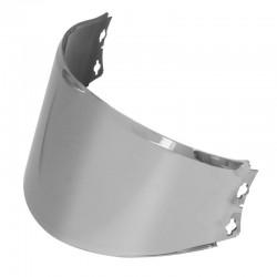 Náhradní plexi pro přilbu LS2 Convert, FF393, iridiově stříbrné