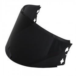 Náhradní plexi pro přilbu LS2 Convert, FF393, tmavě tónované