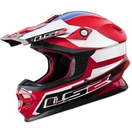 Krosová helma LS2 Tuareg CZE, MX456