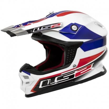 Krosová helma LS2 Tuareg SVK, MX456