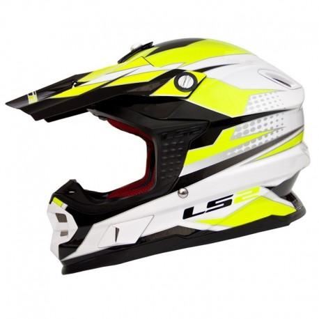 Krosová helma LS2 Factory, MX456